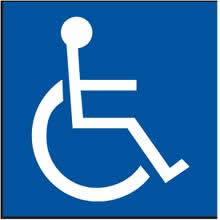 cra wheel chair handicap parking application forms