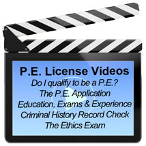Basic Requirements for Licensure