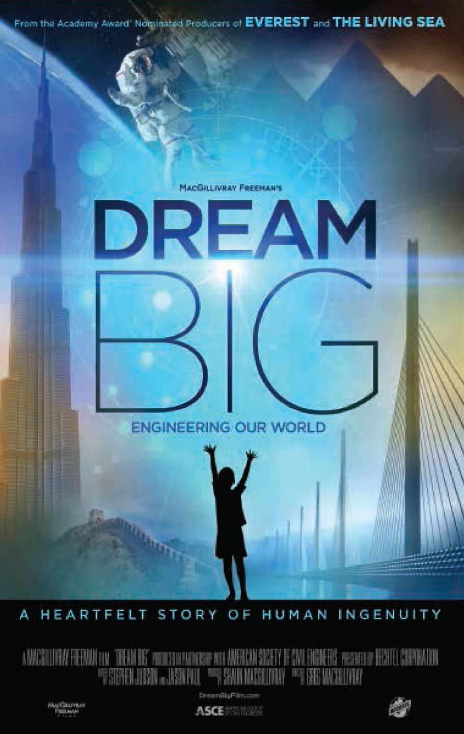 Texas board of professional engineers homepage dream big movie poster 1betcityfo Choice Image